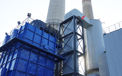 常见的四类湿电除尘器